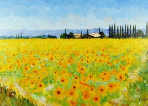 Marcel Gatteaux - Tarascon, Provence