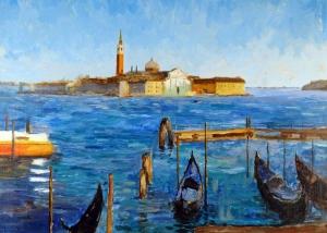 Marcel Gatteaux - Venice